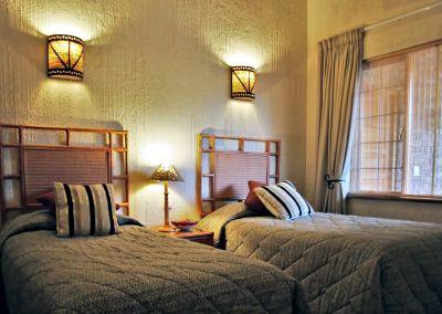 Amilalu – bedrooms