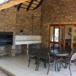 Patio & Braai area 2